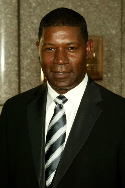 Dennis Haysbert at the 59th Annual Tony Awards.