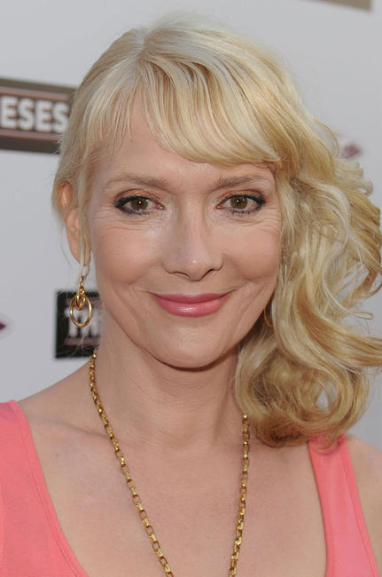 Glenne Headly at the L.A. premiere of