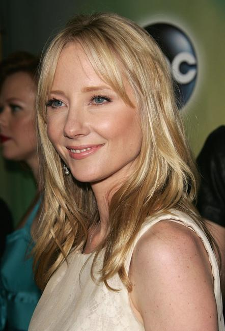 Anne Heche at the ABC Television Network Upfront.