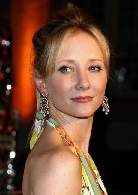 Anne Heche at the U.S. launch Of Roberto Cavalli Vodka.