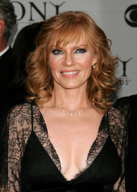 Marg Helgenberger at the 61st Annual Tony Awards.
