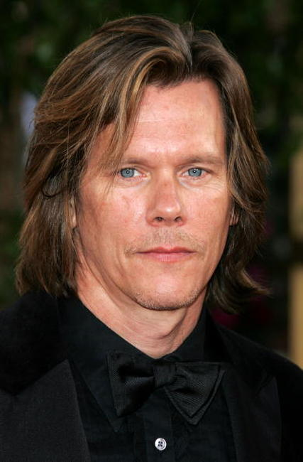 Kevin Bacon at the 63rd Annual Golden Globe Awards.
