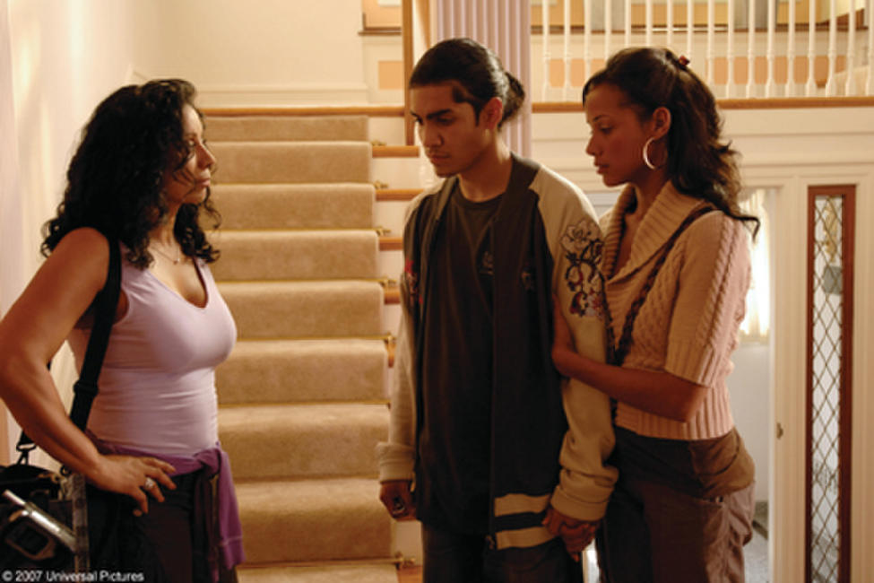 Wanda De Jesus and Rick Gonzalez in