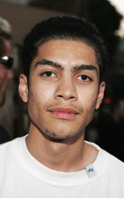 Rick Gonzalez at the premiere of