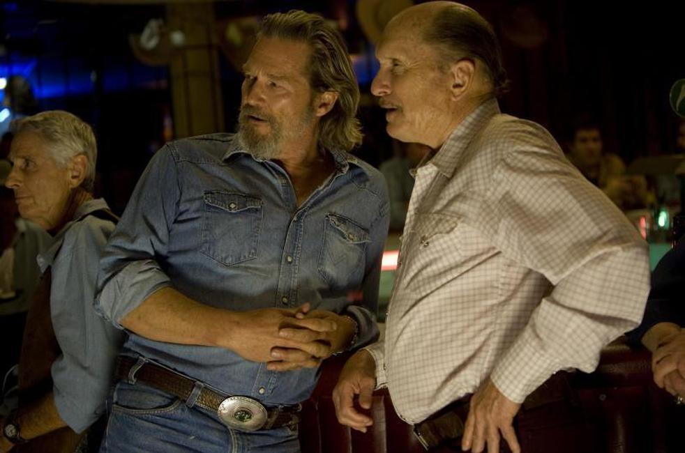 Jeff Bridges and Robert Duvall in