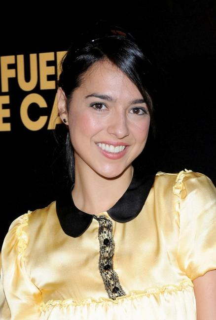 Cristina Brondo at the premiere of
