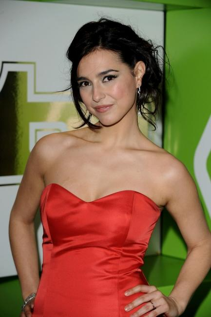 Cristina Brondo at the 2008 TP Magazine Awards.