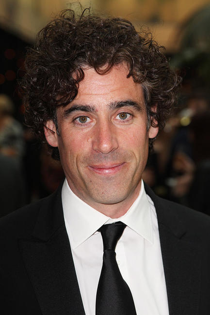 Stephen Mangan at the Phillips British Academy Awards 2011 in London.