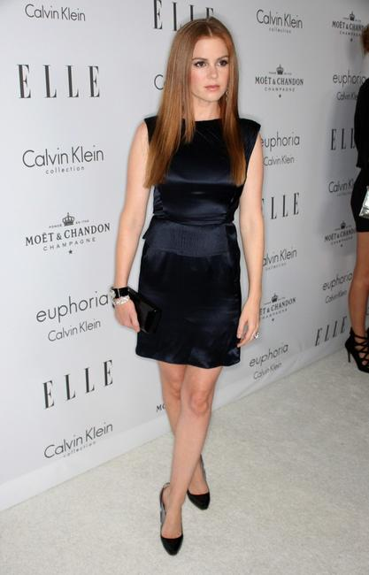 Isla Fisher at the 15th Annual Women In Hollywood Tribute.