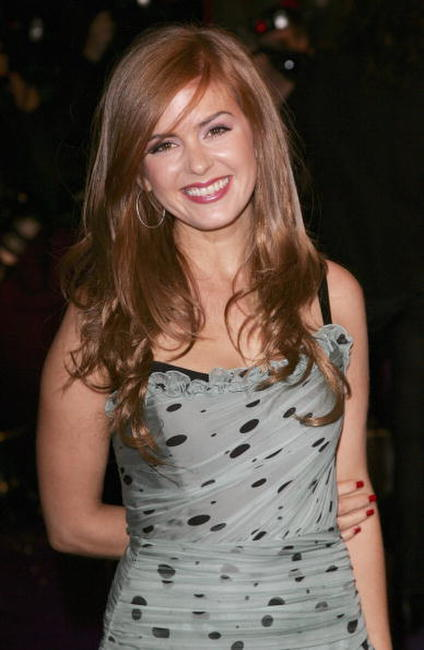 Isla Fisher at the British Comedy Awards 2006.