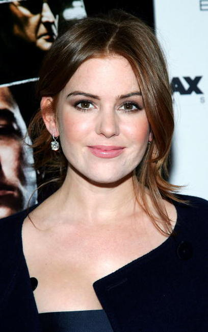 Isla Fisher at a screening of