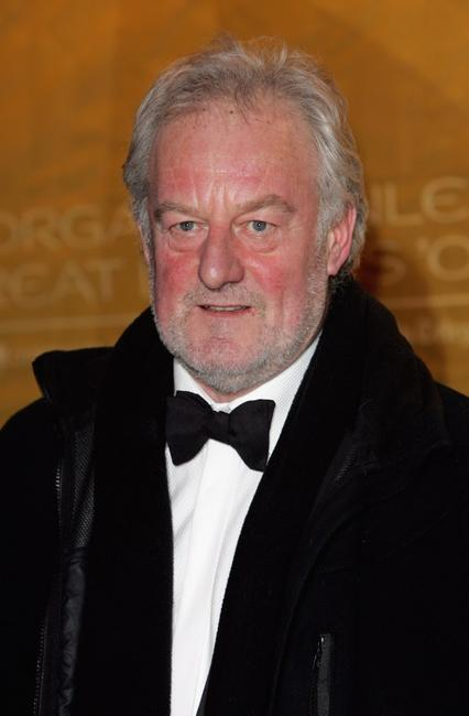 Bernard Hill at the Morgan Stanley Great Britons 05 awards ceremony.