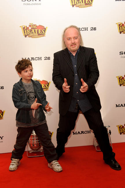 Bill Bailey and Guest at the UK premiere of