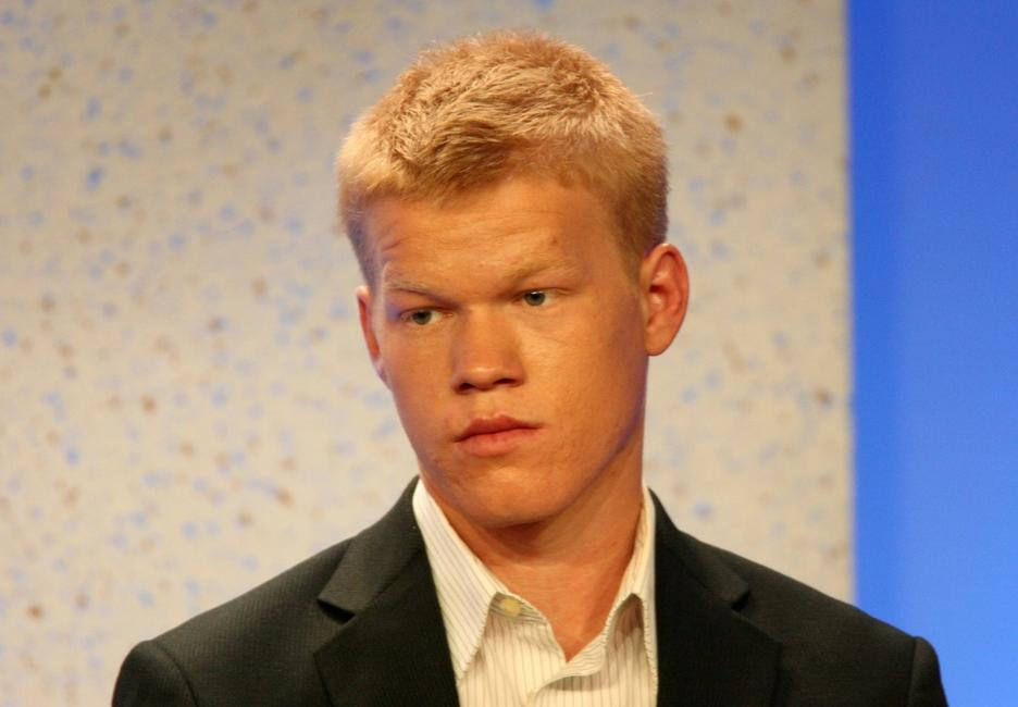 Jesse Plemons at the 2007 Summer Television Critics Association Press Tour.
