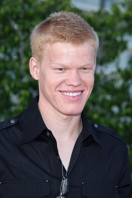 Jesse Plemons at the NBC All-Star Party.