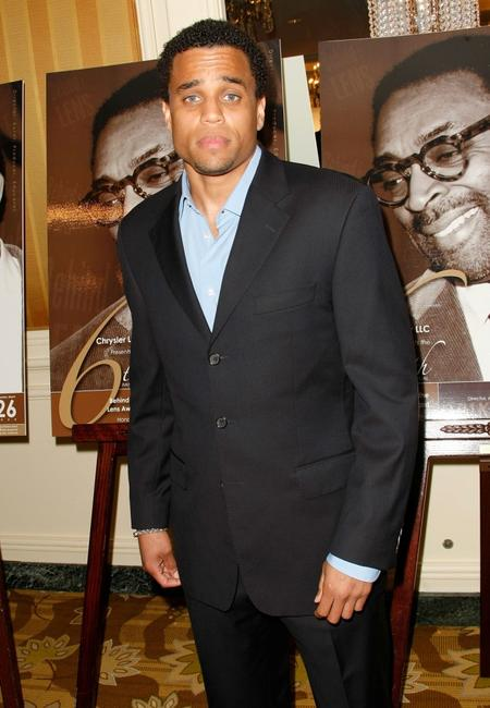 Michael Ealy at the Chrysler LLC Sixth Annual Behind the Lens Award.