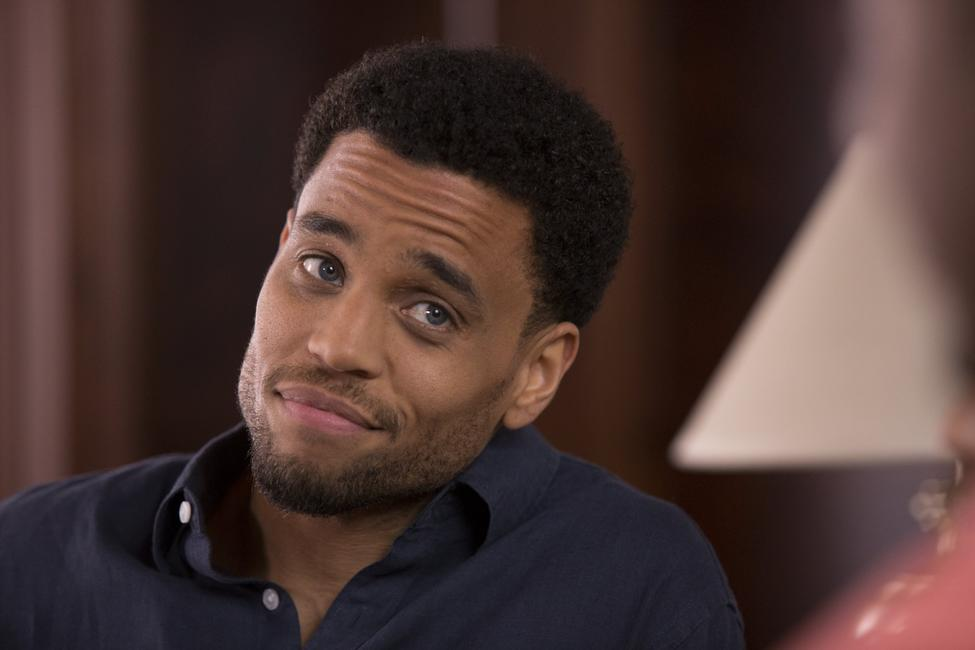 Michael Ealy as Dominic in