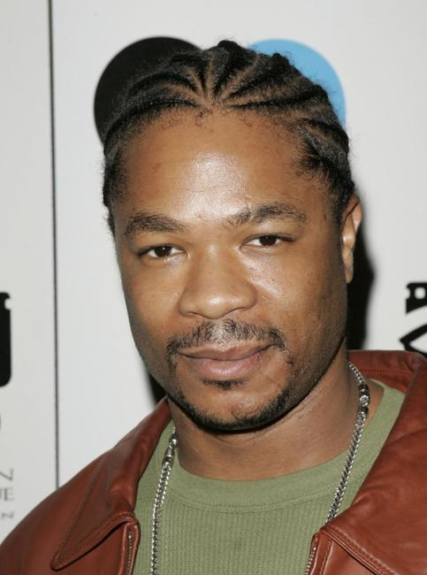 Xzibit at the GQ/American Cinematheque Pre-Golden Globe Party.