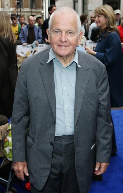 Ian Holm at the UK premiere of