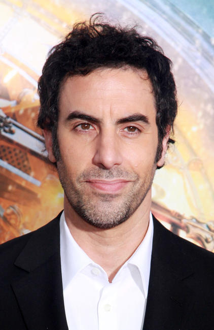 Sacha Baron Cohen at the New York premiere of