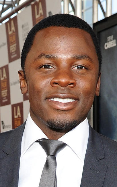 Derek Luke at the California premiere of