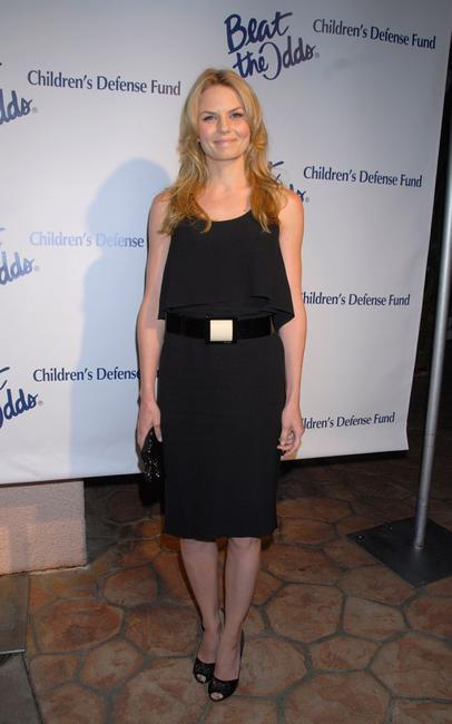Jennifer Morrison at the Children's Defense Funds 17th Annual Beat the Odds Awards.