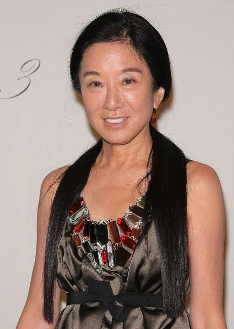 Vera Wang at the unveiling celebration for the new third floor at Saks Fifth Avenue.