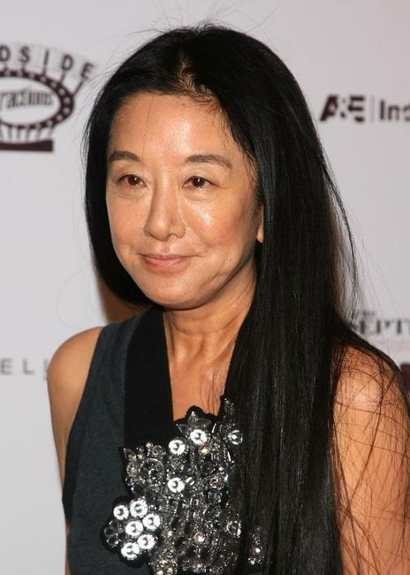 Vera Wang at the New York special screening of