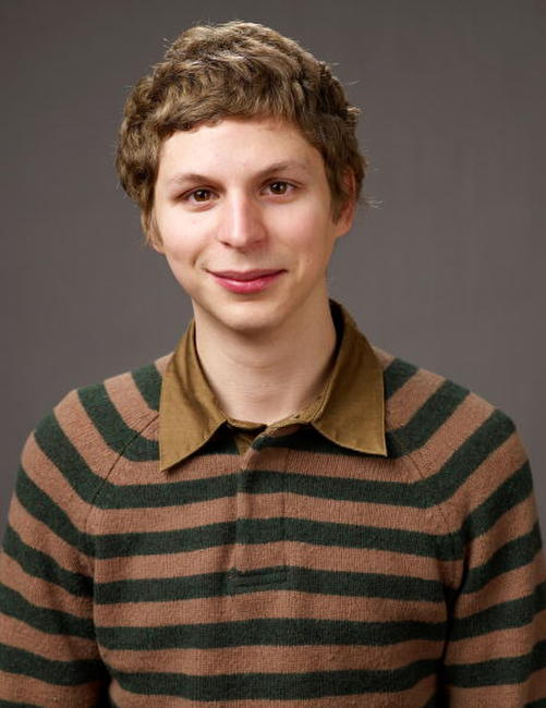 Michael Cera at the Film Lounge Media Center during the 2009 Sundance Film Festival.