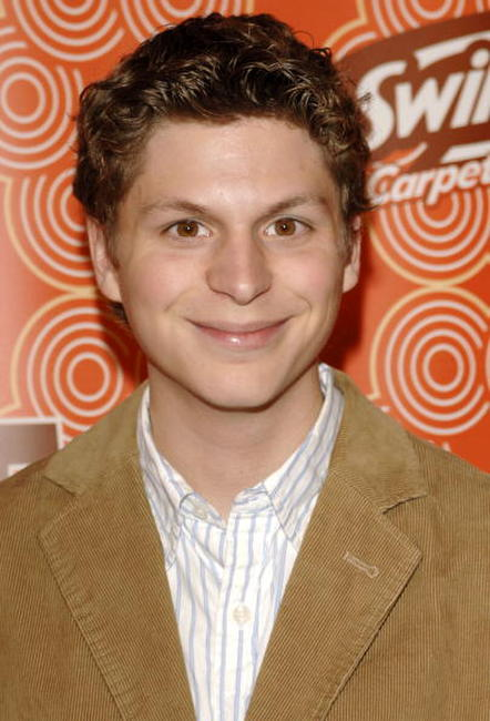 Michael Cera at the Fox Fall Casino Party in Hollywood.