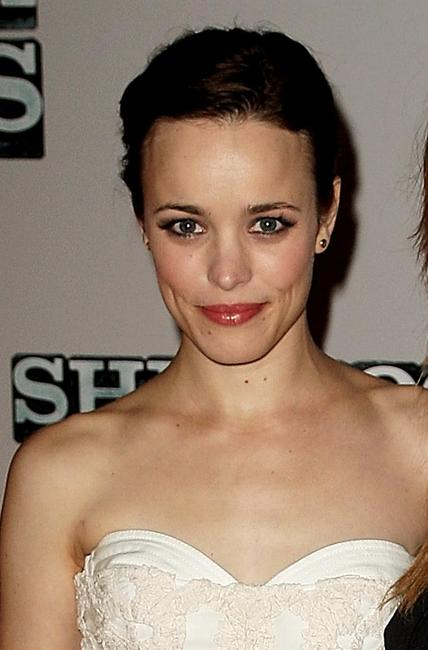 Rachel McAdams at the pre-production press conference of