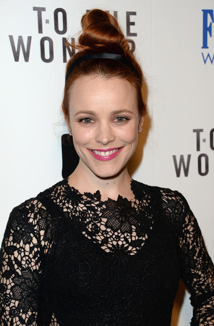 Rachel McAdams at the California premiere of