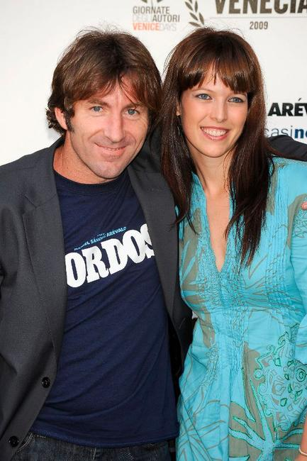 Antonio de la Torre and Leticia Herrero at the photocall of