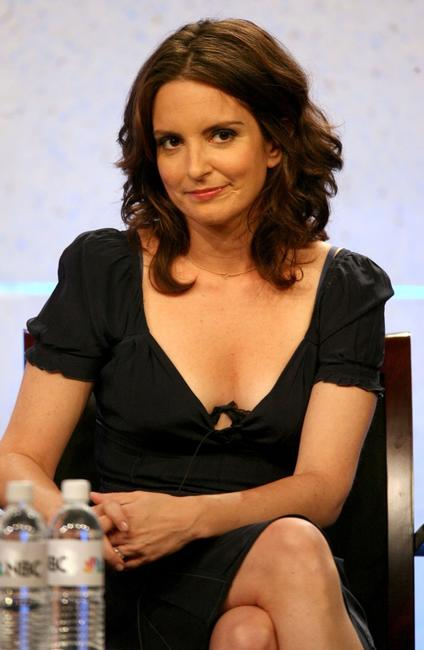 Tina Fey at the 2007 Summer TCA Tour.