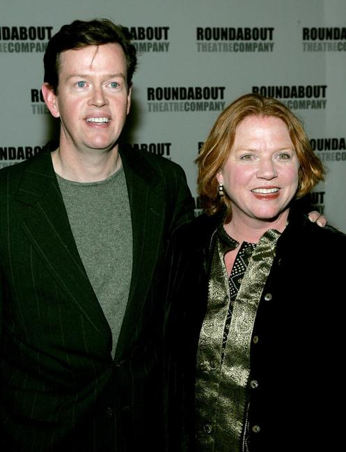 Dylan Baker and his wife at the Roundabout Theater 2005 Spring Gala at Chelsea Piers.