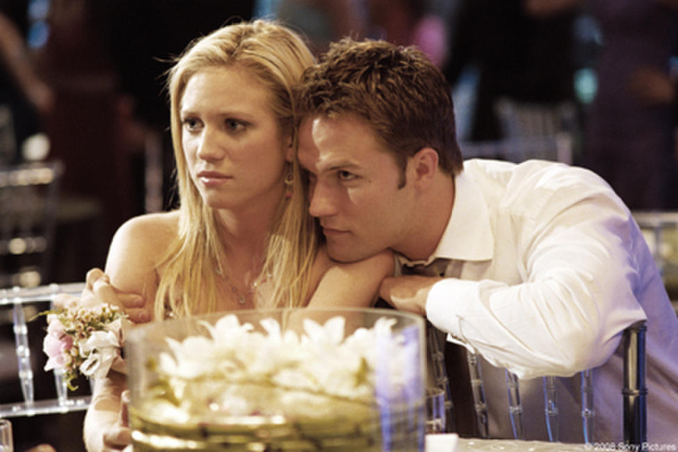 Brittany Snow and Scott Porter in
