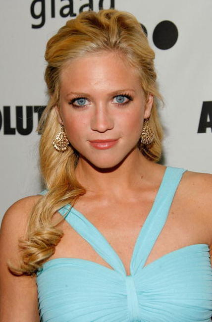 Brittany Snow at the 18th Anuual GLAAD Media Awards in L.A.