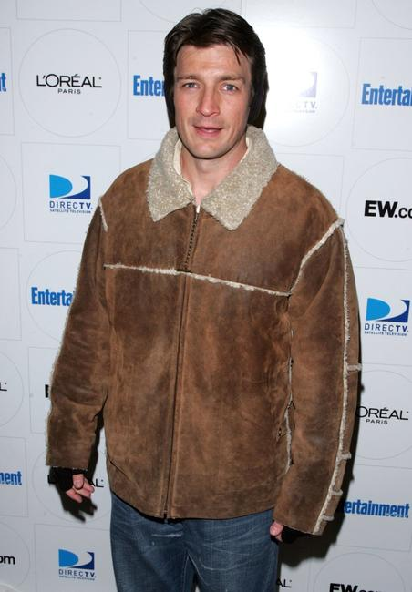 Nathan Fillion at the Entertainment Weekly's celebration of 2007 Sundance Film Festival and the launch of Sixdegrees.org.