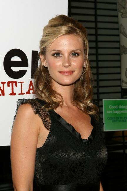Bonnie Somerville at the premiere party of