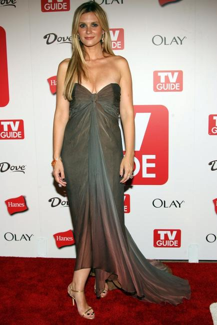Bonnie Somerville at the 4th annual TV Guide after party celebrating Emmys 2006.