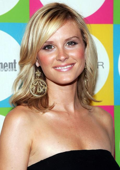 Bonnie Somerville at the Entertainment Weekly's