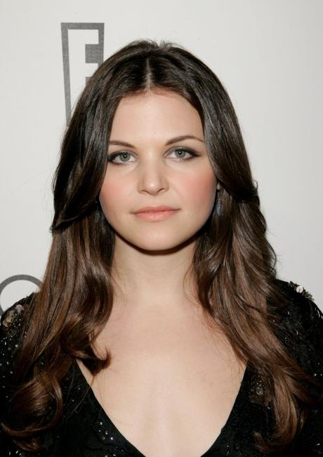Ginnifer Goodwin at the Weinstein Co. Golden Globe after party.