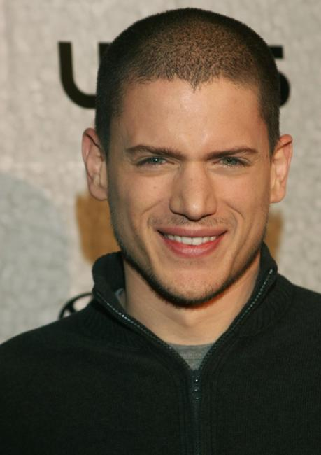 Wentworth Miller at the