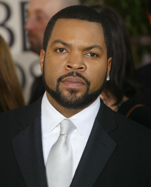 Ice Cube at the 61st Annual Golden Globe Awards in Beverly Hills.