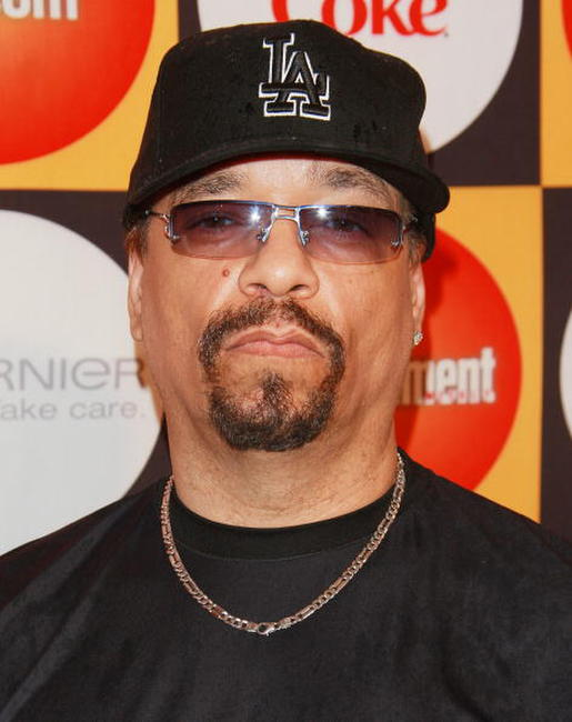 Ice-T at the Entertainment Weekly's Annual Must List Party.