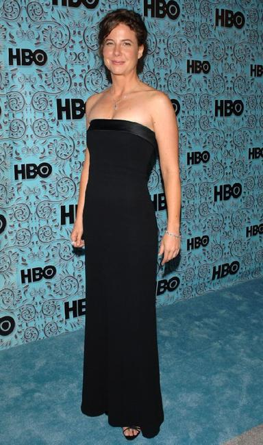 Robin Weigert at the HBO Emmy after party.