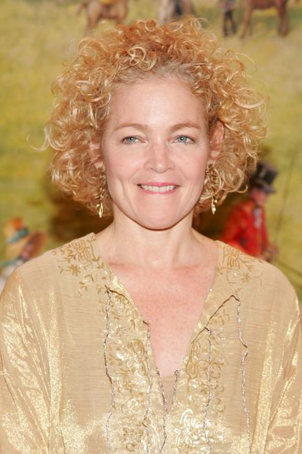 Amy Irving at the New York after party for the opening night of