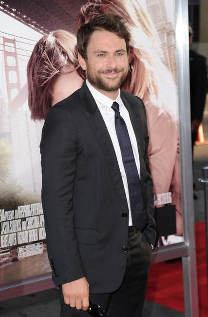 Charlie Day at the premiere of