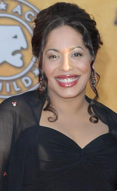 Liza Colon-Zayas at the 16th Annual Screen Actors Guild Awards in California.