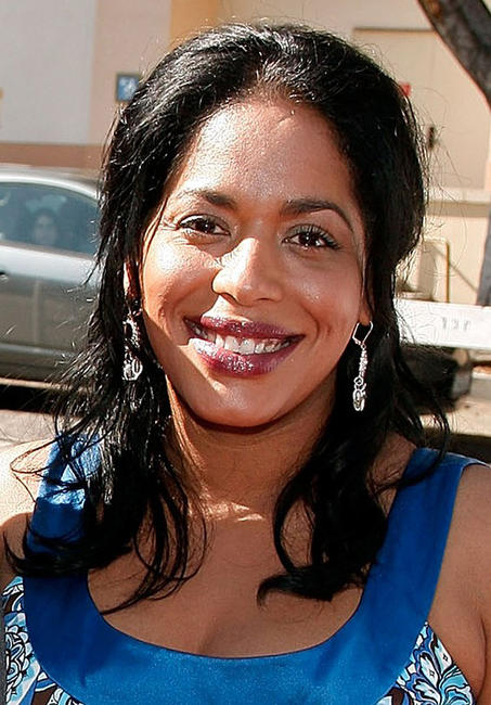 Liza Colon-Zayas at the 2008 ALMA Awards in California.